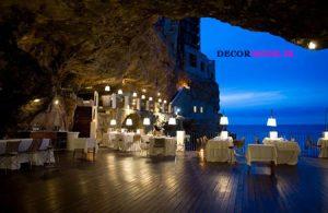 هتل رستوران گروتا پالازس در ایتالیا