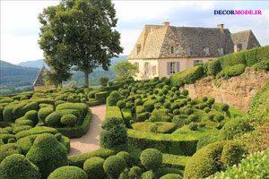 باغ های قصر مارکیزی در فرانسهباغ های قصر مارکیزی در فرانسه