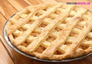 آمریکا: پای سیب (Apple pie)