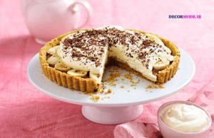 انگلیس: بانوفی پای (Banoffee pie)