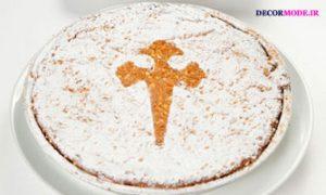 اسپانیا: تارت سانتیاگو (Tarta de Santiago)