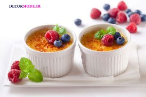 فرانسه: کرم بروله (Crème brûlée)