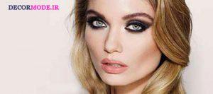 ترفندهایی برای آرایش چشم خانم های بالای 40 سال